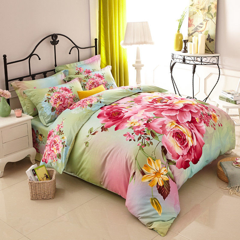 Polyester Bed Set. Most Comfortable ...
